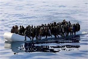 fear of killing 80 people due to boat reversal in tunisia