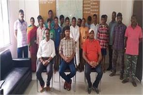 14 naxals surrender in chhattisgarh