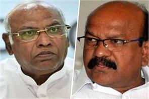 if kharge is made chief minister then it will be very happy bjp mp umesh