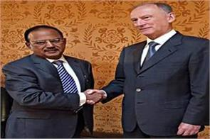 doval discussed bilateral issues during his visit to russia