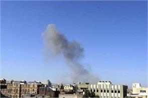 8 killed 11 injured in yemen air strike