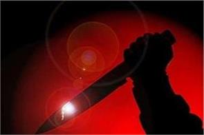 in love blind daughter together with lover put father s throat