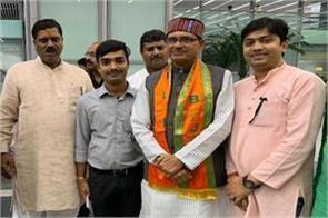 prashant kishore can not guarantee victory of tmc  shivraj chauhan