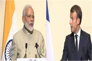 emmanuel macron said on kashmir case this is india s internal matter