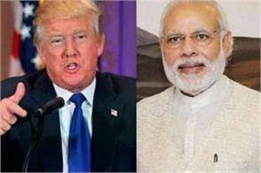 is modi following the path of trump