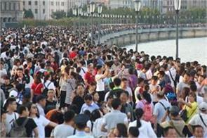 china s population increased to 1 4 billion