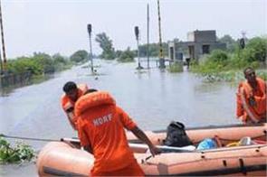 chief secretary investigate flood relief work