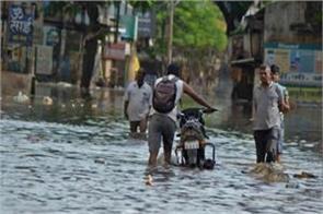 heavy rains in many areas including himachal uttarakhand punjab