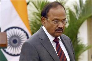 peace in j k doval will go to kashmir to take stock of security