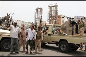 separatists seize aden presidential palace gov t military camps