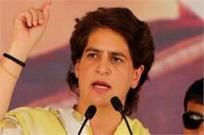 priyanka gandhi says insult of dalit voices cannot be tolerated