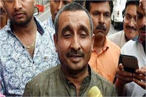 unnao rape case hearing started in tis hazari court