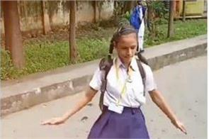 school children wonderful video on social media
