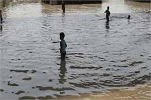 delhi haryana flood rain
