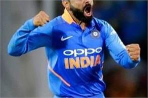 on this day kohli made his odi debut fans congratulated on twitter