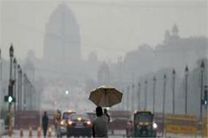 weather change in delhi