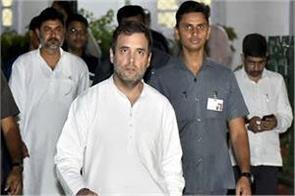 rahul said pm modi could not manage the country s economy