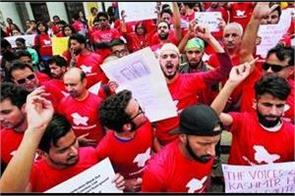 kashmiri pandits hold rally in us to support revocation of article 370