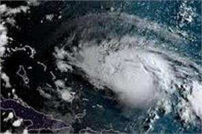 disastrous hurricane dorian strengthens to category 4