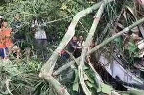 chinese tourists bus crash in laos 13 killed
