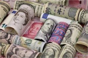 foreign currency reserves decreased by  7 08 million to  430 5 billion