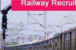railway recruitment 2019 for 21 sports quota posts in railways