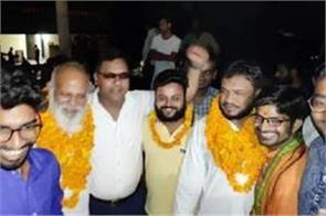 bulandshahr violence 7 accused get bail jai shri ram slogans after reception