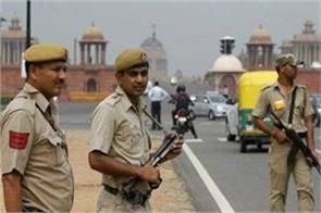 high alert from delhi to gujarat