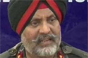 indian army warns pak about kashmir