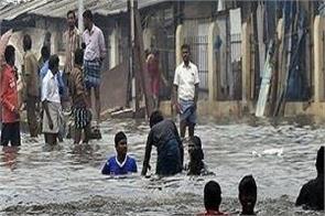 andhra pradesh floods krishna guntur 87 villages prakasham barrage news