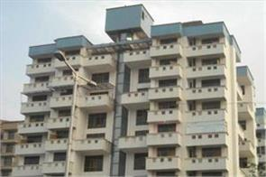 more than four lakh affordable flats were not sold in 9 major cities
