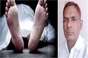 councilor satish saini s uncle commits suicide
