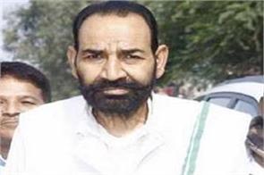 senior bjp leader former mla passed away shivraj expressed grief