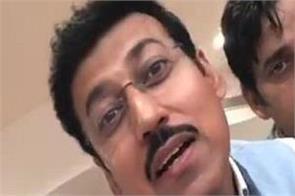 rajya vardhan rathore video viral