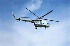 technical failure of iaf helicopter all jawans safe