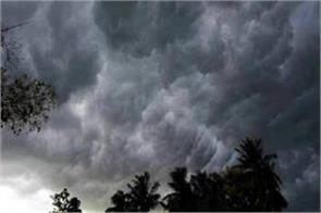 weather will be troublesome in haryana