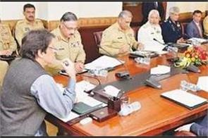 pakistan pm imran khan again convenes nsc meeting