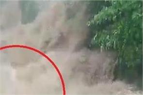 heavy rain kanda drain