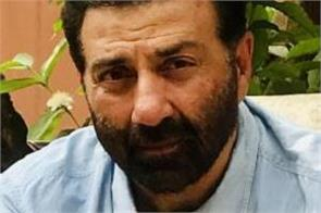sunny deol says i have not come to be photographed in politics