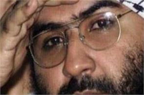 masood azhar s brother ibrahim azhar seen in pok with 15 terrorists