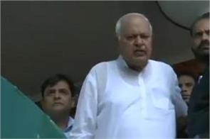 farooq abdullah appeared on camera after 370 withdrawals