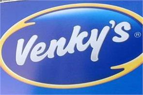 venkys profit decreased by 13  income grew 19 8
