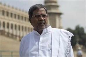 siddaramaiah denied the allegations of dev gowda