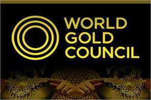 global demand for gold rose 8 percent in the april june quarter says wgc