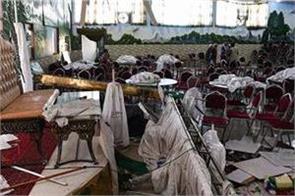 afghanistan halts independence festivities after wedding massacre