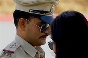 police inspector took bribe in his own pre wedding