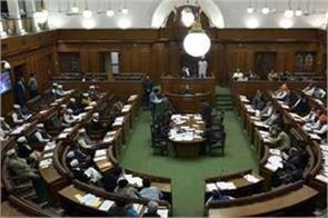 delhi assembly paid tribute to arun jaitley