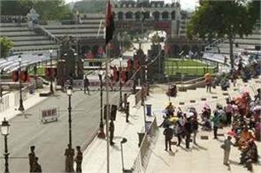 pakistan to close wagha border as kashmir tensions