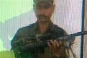 sniper rifle recovered on amarnath yatra route