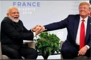 g7 summit trump pm modi s friendship video goes viral